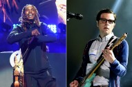 "Things Nobody Asked For: Fetty Wap's ""Trap Queen"" Defiled By Weezer's Rivers Cuomo"