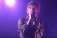 "Florence + The Machine Cover Fleetwood Mac's ""Silver Springs"": Watch"