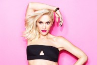"Gwen Stefani Preps New Single ""Make Me Like You,"" Hits The Studio With Stargate"