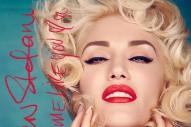 "Gwen Stefani Returns To Vibrant Pop With Her ""Make Me Like You"" Single: Listen"