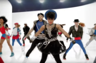 "Janelle Monáe Grooves To Madonna's ""Express Yourself"" In Pepsi's Super Bowl Commercial: Watch"