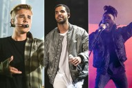 2016 JUNO Awards: Justin Bieber, Drake & The Weeknd Score Nominations