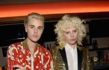 Bieber, Gaga & More Attend Saint Laurent Event: Photos