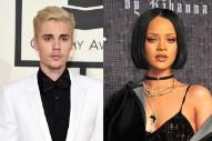 Rihanna And Justin Bieber Headline V Festival