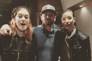 Justin Timberlake Is In The Studio With Icona Pop (But There's A Catch)
