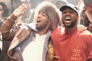 Scrapped Kanye West-Kid Cudi Collab Surfaces
