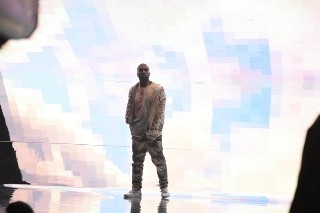 "Kanye West's Hyper-Meta ""I Love Kanye"" Is Streaming On Spotify & Apple Music"
