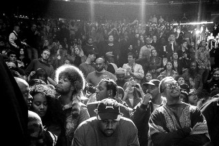 10 Takeaways From Kanye West's 'The Life Of Pablo' Mass Listening Party