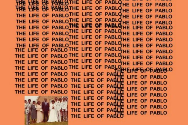 kanye west tlop the life of pablo cover artwork