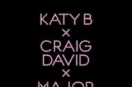"Katy B Asks ""Who Am I"" On New Tune Feat. Craig David & Major Lazer: Listen"