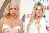 """Kesha Thanks Lady Gaga For Oscars Performance Of """"Til It Happens To You"""""""