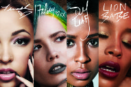 Tinashe, Halsey, Dej Loaf & Lion Babe Are The Newest Music Faces Of MAC Cosmetics: Photos