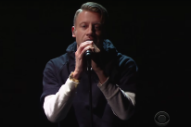 "Macklemore & Ryan Lewis Perform ""White Privilege II"" On 'The Late Show': Watch"