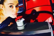 Miley Cyrus Joins Season 10 Of 'The Voice' As Key Adviser