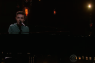 """Nathan Sykes Performs """"Over & Over Again"""" On 'Late Late Show With James Corden': Watch"""