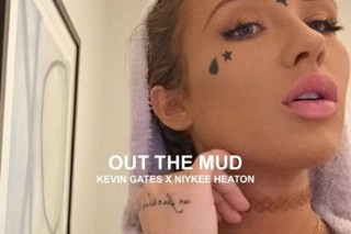"Niykee Heaton Remixes Kevin Gates' ""Out The Mud"""