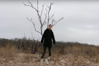 "Penguin Prison Travels Through A Digital Forest In His ""Show Me The Way"" Video: Idolator Premiere"