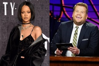 James Corden Details Rihanna's Canceled Grammy Awards Performance