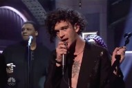 "The 1975 Perform ""The Sound"" & ""Love Me"" On 'Saturday Night Live': Watch"