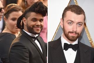 Watch Sam Smith & The Weeknd's Oscar Performances