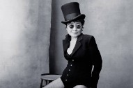 Yoko Ono Hospitalized For Dehydration And Exhaustion