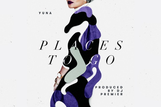 yuna places to go single artwork