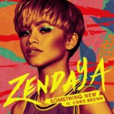 "Zendaya Collabs With Chris On ""Something New"""