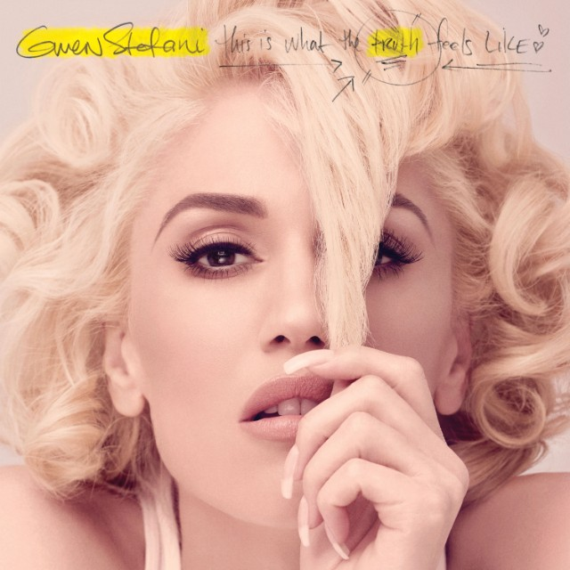 Gwen Stefani This Is What the truth feels like album cover art