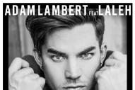"Adam Lambert's ""Welcome To The Show"": Listen To His New Power-Pop Single"