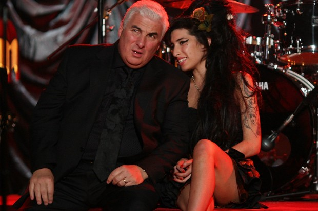 amy winehouse mitch father dad grammys 2008
