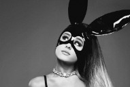 """Ariana Grande Enlists Macy Gray On The Haunting """"Leave Me Lonely"""": Listen"""