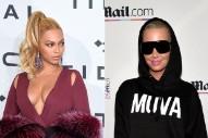 Beyoncé Isn't Slut-Shamed Like Kim Kardashian, Says Amber Rose