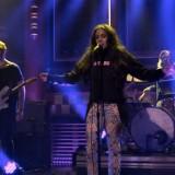 Bibi Bourelly Rocks The 'Tonight Show'