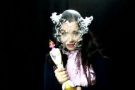 Björk's New Material Is Going To Blow You Away