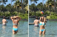 Britney Spears' Bikini Body In Hawaii Has Us Feeling Volcanic