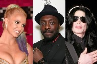 "will.i.am Has ""Folders"" Of Unreleased Michael Jackson, Britney Spears And Beyoncé Songs"