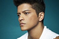 Bruno Mars' Third LP Is Due In September Or October, According To His Dad