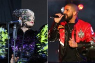 """Drake & Björk May Be On A New Version Of Kanye West's """"Wolves"""""""