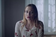 "Fiona Apple Folks Out With Andrew Bird On ""Left Handed Kisses"": Watch The Video"