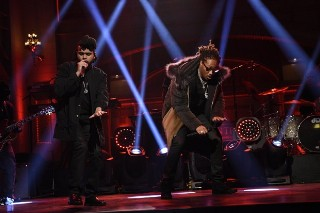 Future Joined By The Weeknd On 'Saturday Night Live': Watch