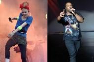 Grimes & Skrillex Are On A$AP Ferg's New Album