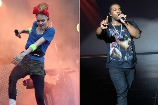 Grimes & Skrillex Are On A$AP Ferg's New Album