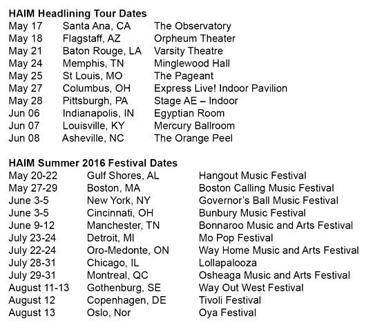haim-2016-tour-dates