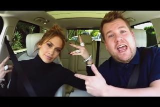 Jennifer Lopez On James Corden's 'Carpool Karaoke': Watch The Trailer
