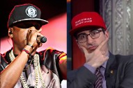 Jay Z Is Anti-Trump, According To 'Last Week Tonight' Host John Oliver