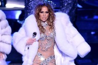 Jennifer Lopez Hits A Major Milestone In Las Vegas, Breaks Britney Spears' Record