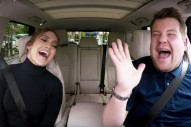 Jennifer Lopez And James Corden Do Carpool Karaoke, Text Leonardo DiCaprio: Watch