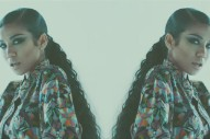 """Jhene Aiko Doubles Up In """"B's + H's"""" Video"""