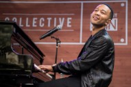 John Legend & AlunaGeorge Rule AXE Collective + Crew SXSW Event: See Photos