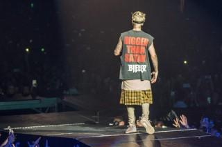 Selena Gomez Caught Justin Bieber's 'Purpose' Show In L.A.